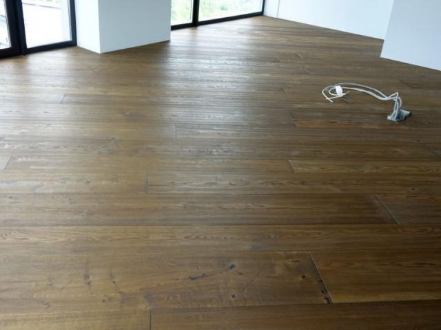 """Boen """"Chaletino"""" grindys įrengtos pagal specialų dizainerių planą"""