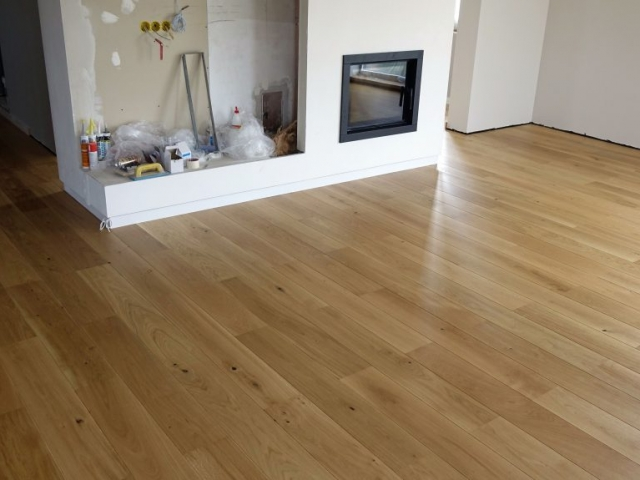 Alyvuotos Rustic stiliaus grindys