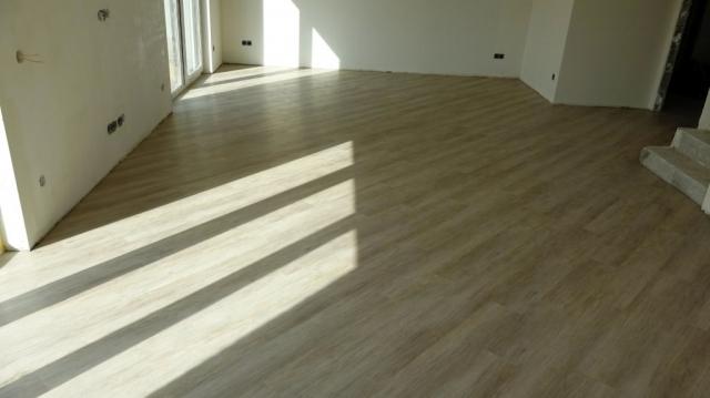 Vinilo lentelių grindys